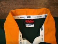 Old Rugby Shirts | 2004 South Africa Vintage Jerseys